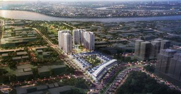 Đầu năm 2018, thị trường địa ốc sôi động dự án mới