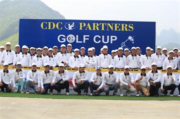 "Giải Golf ""CDC & PARTNERS"""