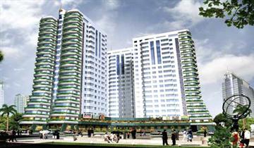Trung tâm thương mại văn phòng cao ốc xanh - TP Hồ Chí Minh