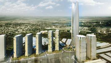Tổ hợp chung cư cao tầng và dịch vụ thương mại Văn Phú (CT07, CT09, CT10, CT11, CT06)