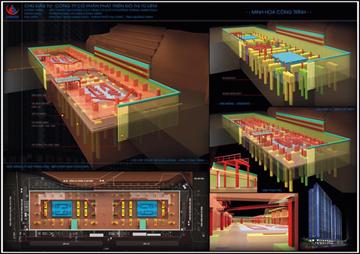 Dự án chung cư Lideco Hạ long do Công ty CDC thiết kế đã được Chủ đầu tư sử dụng mô hình BIM trong công tác quản lý và xây dựng dự án.