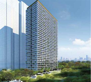 Trung tâm thương mại, văn phòng, chung cư cao tầng Hesco - Văn Quán