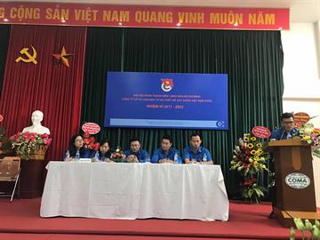 Đại hội Đoàn thanh niên Cộng sản Hồ Chí Minh Công ty CDC nhiệm kỳ 2017-2022
