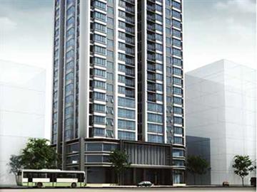 Tổ hợp trung tâm xúc tiến thương mại dịch vụ du lịch và căn hộ chung cư