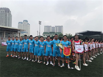Lễ khai mạc giải bóng đá LG Multi V Cup 2017