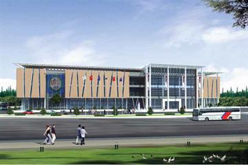 Trung tâm văn hóa thể thao Việt Trì - Phú Thọ