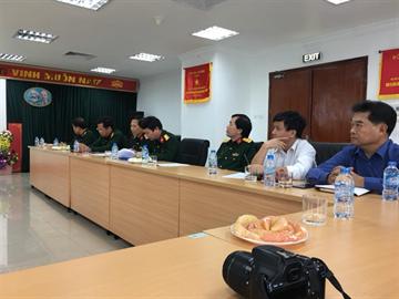 Lễ khởi công dự án ĐTXD Trung tâm huấn luyện chó nghiệp vụ phát hiện ma tuý và chất nổ - Tổng Cục Hải Quan tại Bắc Ninh.