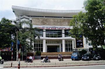 Đầu tư xây dựng trung tâm nghệ thuật Âu Cơ nhà hát ca múa nhạc Việt Nam