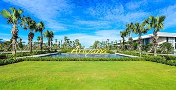 Khánh thành Cung Hội nghị Quốc tế Ariyana Đà Nẵng - Công trình do CDC thiết kế phần Kiến trúc và Cơ điện.