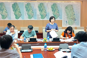 Hội nghị thẩm định Đồ án quy hoạch xây dựng vùng tỉnh Bình Định đến năm 2035