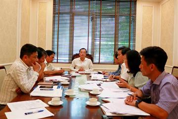 Bộ trưởng Phạm Hồng Hà chủ trì buổi tiếp công dân