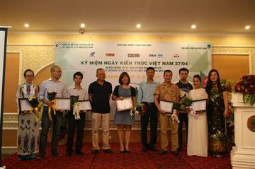 Hoạt động của chi hội KTS - CDC:  Kỷ niêm ngày Kiến trúc Việt Nam (27/04/1948 - 27/04/2016)