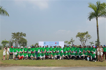"Giải Golf "" CDC - LG & PARTNERS"""