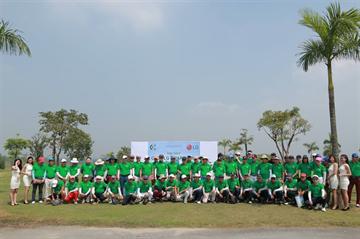 "Giải Golf "" CDC - LG & PARTNERS"""