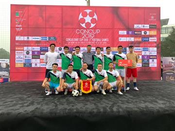 Lễ khai mạc giải bóng đá CONCUP 2019
