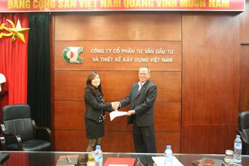 Công ty CDC bổ nhiệm Phó TGĐ và Trưởng, Phó phòng Kế hoạch thị trường