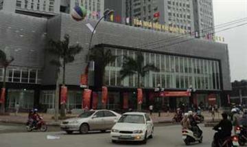 Tòa nhà dầu khí Nghệ An