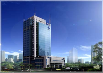 Tòa nhà văn phòng, ngân hàng SONADEZI Building