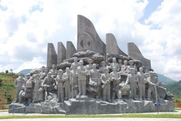 Khu di tích Điện Biên Phủ - Tỉnh Điện Biên