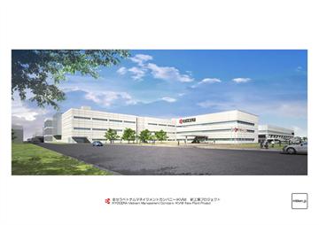 Nhà máy Kyocera