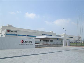 Công ty TNHH Quản lý Kyocera Việt Nam