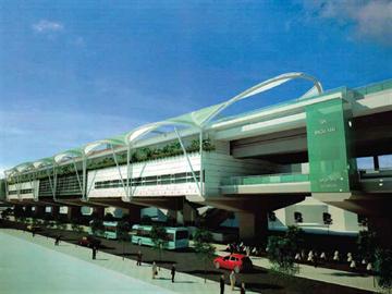 Các ga công viên Thống Nhất, Bạch Mai, Phương Liệt - Dự án xây dựng đường sắt đô thị TP Hà Nội (tuyến 1 - GĐ 1)