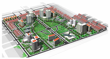 Khu đô thị mới Nam Vĩnh Yên - Tỉnh Vĩnh Phúc