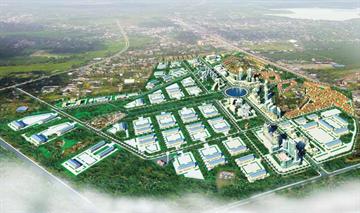 Khu cảng thông quan Nội địa và Dịch vụ Công nghiệp Thanh Liêm - Hà Nam