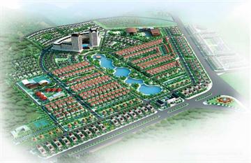 Khu biệt thự nhà vườn Orange garden - Hoài Đức - Hà Nội