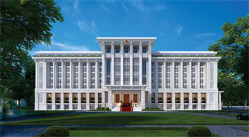 Cải tạo trụ sở làm việc của Chính phủ và văn phòng Chính phủ