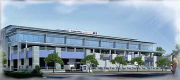 Xây dựng nhà ga hàng hóa tại Cảng hàng không Quốc tế Nội Bài