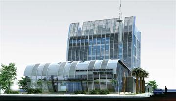 Trung tâm khai thác và phát triển các dịch vụ gia tăng - viễn thông Nghệ An