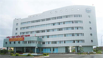 Viện y học biển Việt Nam - Hải Phòng