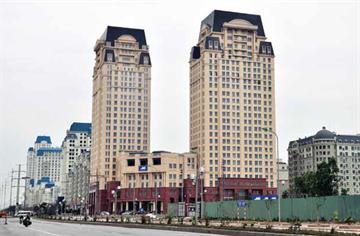 Tòa nhà hỗn hợp HH4
