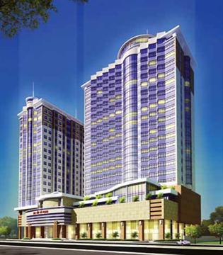 Tòa nhà BMC Cửa Lò Plaza