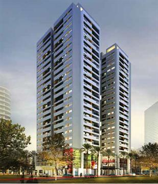 Trung tâm thương mại và nhà ở căn hộ xây lắp điện 1 (PCC1)